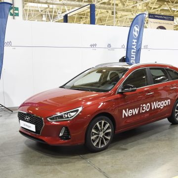 Zahájení výroby modelu Hyundai i30 kombi 3. generace