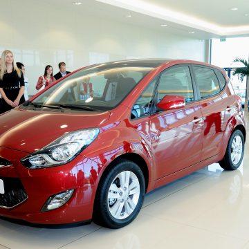 Hyundai získává náskok v segmentu MPV svým zcela novým modelem ix20