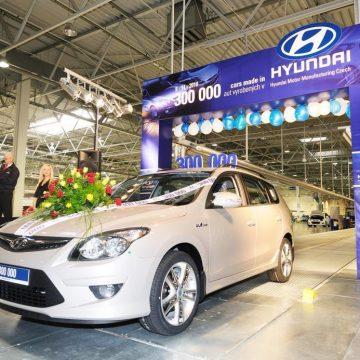 Společnost HMMC již vyrobila 300 000 aut