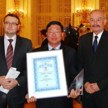 Společnost HMMC oceněna v kategorii Start Plus v rámci Národní ceny kvality