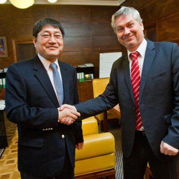 Setkání prezidenta HMMC s primátorem města Ostravy