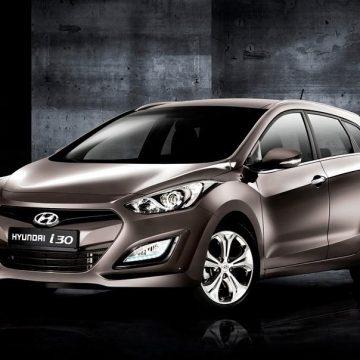 Zahájení výroby modelu Hyundai i30 kombi nové generace