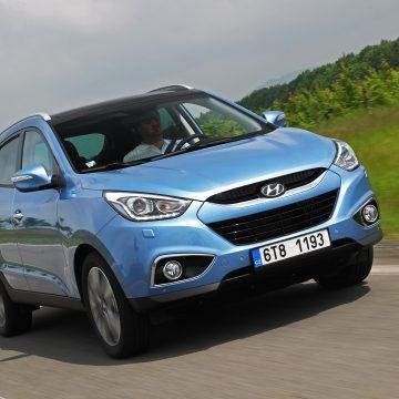Zahájení výroby nové verze modelu Hyundai ix35