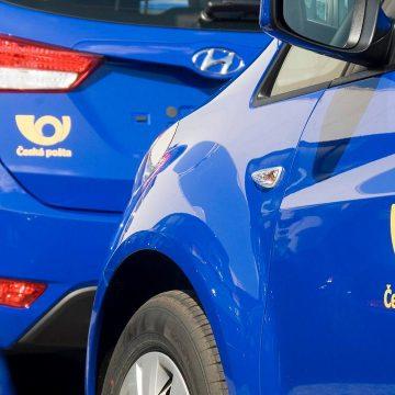 Dodatek k vozům Hyundai pro Českou poštu