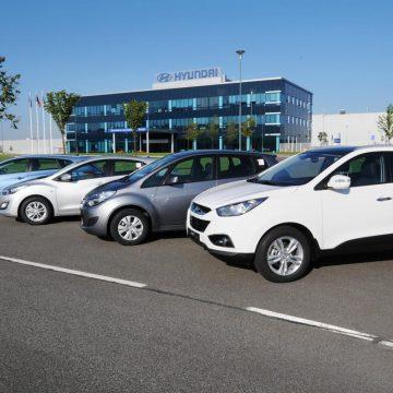 Hyundai v Nošovicích překročí plán výroby minimálně o 3.000 aut