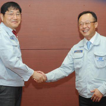 Prezident Dongwoo Choi oficiálně převzal vedení automobilky Hyundai v Nošovicích