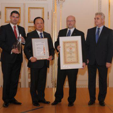 Nošovický závod Hyundai se stal opětovným vítězem Národní ceny kvality v nejvyšší kategorii Excelence!