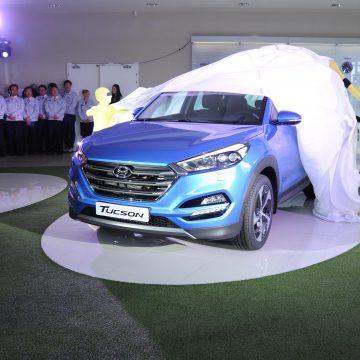 Hyundai Tucson představen veřejnosti!