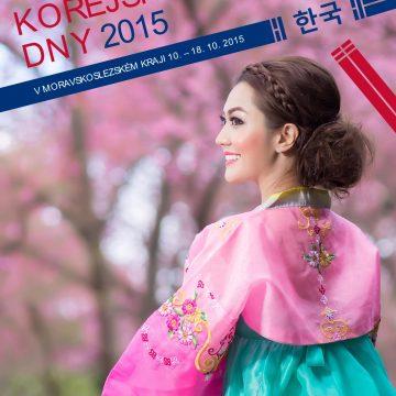 Korejské dny v Moravskoslezském kraji 2015 – Moravskoslezský kraj ožije Koreou