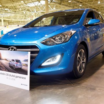 Hyundai Nošovice car plant ends production of i30 2nd generation
