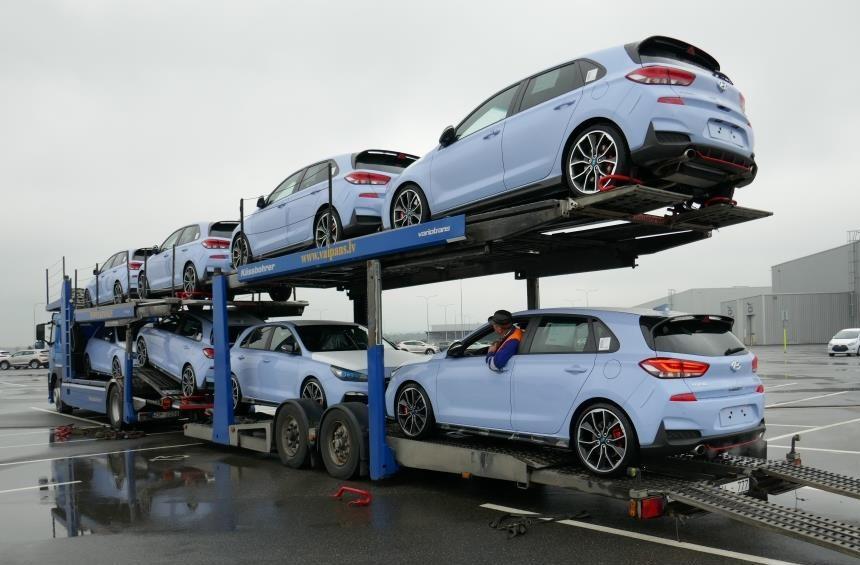 V Nošovicích vyrábíme auta pro celý svět