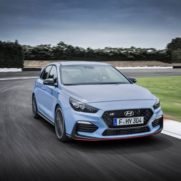 High performance models i30 N and i30 Fastback N top prestigious sports car poll