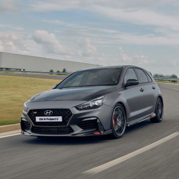 "Hyundai i30 N Project C: special edition for the original icon ""Namyang + Nürburgring"""
