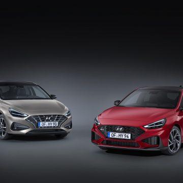 Nový Hyundai i30: elegantnější, bezpečnější a hospodárnější