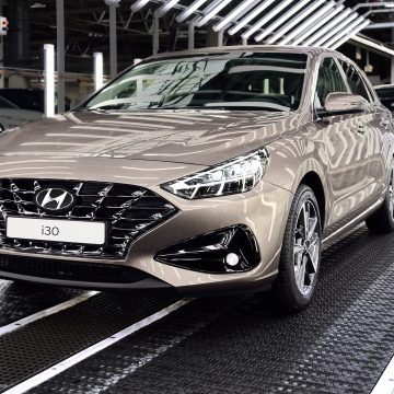 Made for Europe, in Europe: new i30 begins production