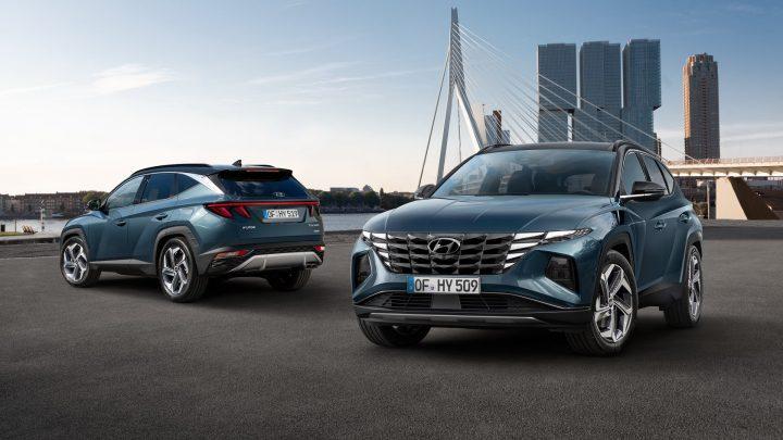 Zcela nový Hyundai Tucson: Technologický skvost s výjimečným designem