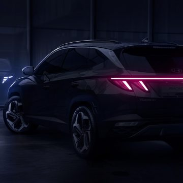 All-New Hyundai Tucson Adds Revolutionary Redesign