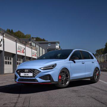 Shift the moment: new Hyundai i30 N enhanced for maximum driving fun