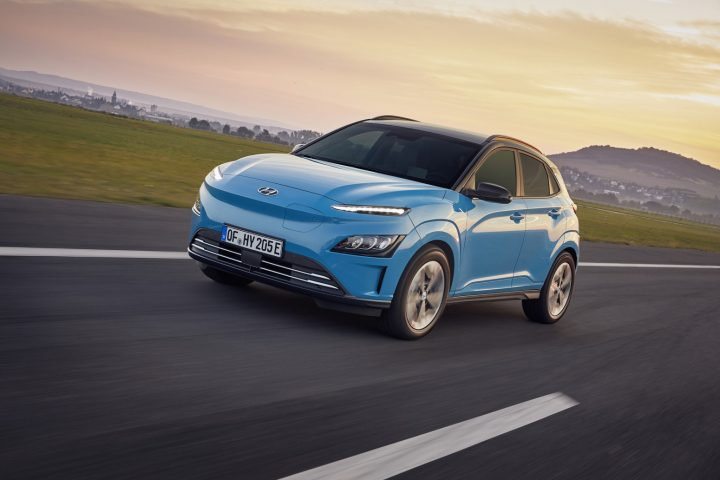 New Hyundai Kona Electric (1)