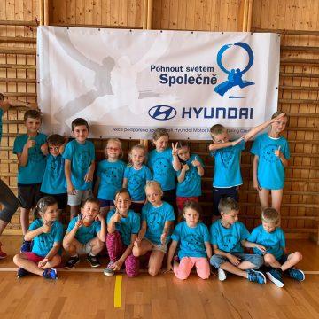 Nošovický Hyundai pomůže díky grantům sportovcům, dětem, hendikepovaným i kultuře