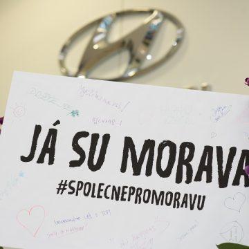 Nošovický Hyundai poslal jižní Moravě přes 5 000 000 Kč. Pomohli i zaměstnanci