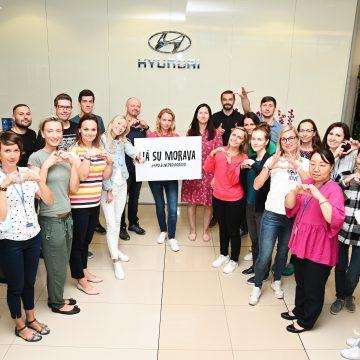 Hyundai pro Moravu